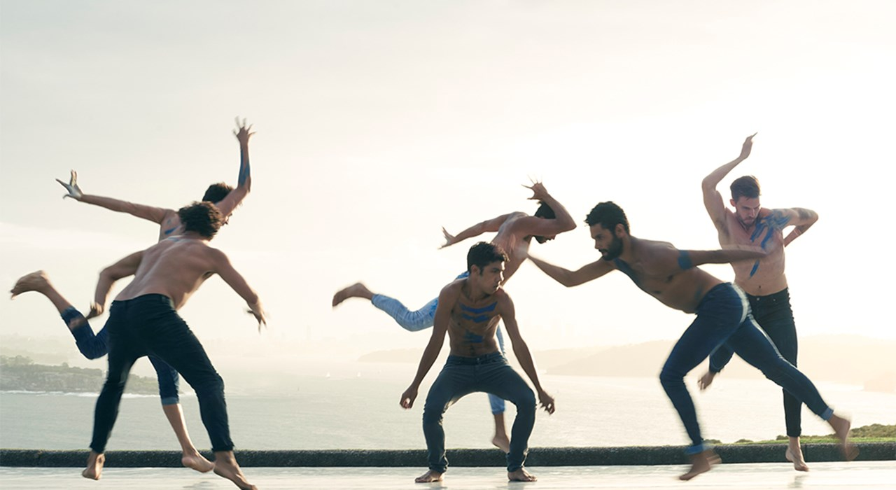 Bangarra Dance Theatres first film Spear to debut at